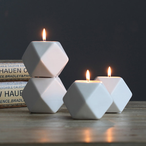 14 Of The Best Ceramic Candle Holders For Literally Any Home Candle Junkies
